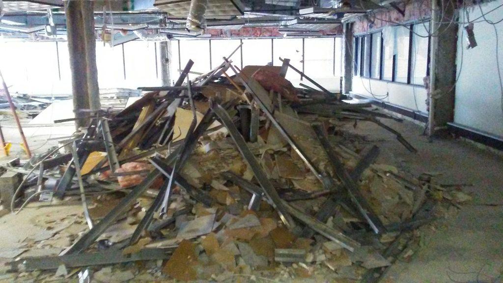 Concrete and Steel Demolition