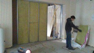 Insulation Installation in Northern Vermont